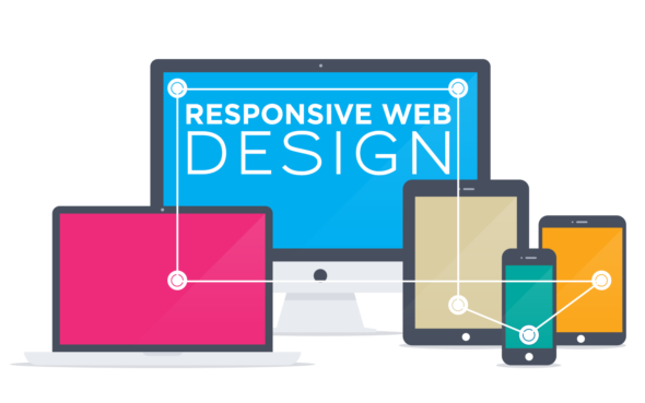Responsive and Clean Design